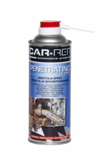 Spray Car-Rep Penetrating Oil 400 ml