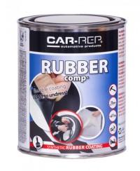 RUBBERcomp Car-Rep Gun metal grey 1L