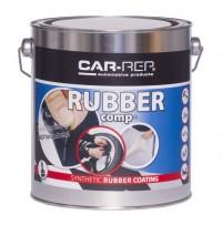 RUBBERcomp Car-Rep Gun metal grey 3L
