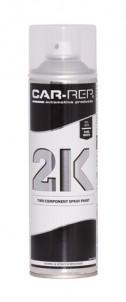 Spraypaint Car-Rep 2K Pure White RAL9010 500ml
