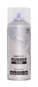 Spray RUBBERcomp Car-Rep Transparent high gloss 400ml