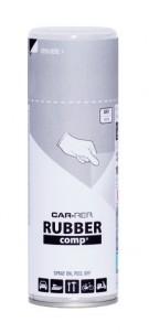 Spray RUBBERcomp Car-Rep Smoke grey semigloss 400ml