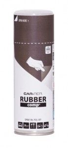 Spray RUBBERcomp Car-Rep Camo brown matt 400ml