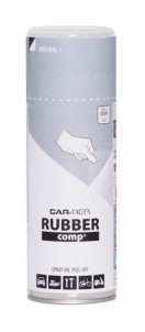 Spray RUBBERcomp Car-Rep Wheelsilver high gloss 400ml