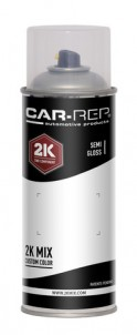 2K MIX Car-Rep Prefill spray Semi Gloss 400ml female