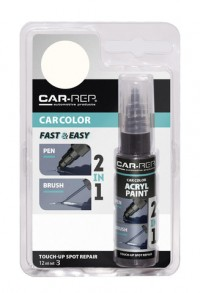 Paint Car-Rep Touch-up 12ml 121015 White
