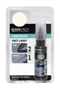 Paint Car-Rep Touch-up 12ml 121020 White