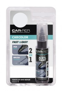 Paint Car-Rep Touch-up 12ml 121030 White