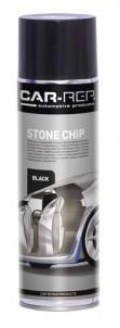 Spray Car-Rep Stone Cchip Coating Black 500ml
