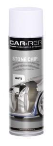 Spray Car-Rep Stone Chip Coating White 500ml