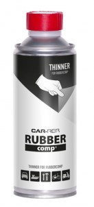 Thinner RUBBERcomp Car-Rep 450ml