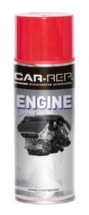 Spraypaint Car-Rep Engine Red 400ml