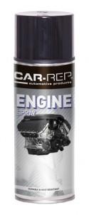 Spraypaint Car-Rep Engine Black 400ml