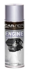 Spraypaint Car-Rep Engine Silver 400ml