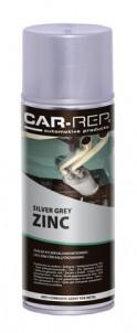 Spray Car-Rep Aluminium Zinc 400ml