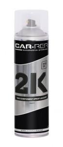 Spraypaint Car-Rep 2K Lacquer Matt 500ml